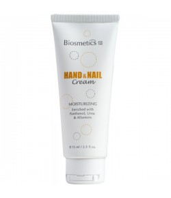 Biosmetics Hand & Nagel Creme 75 ml