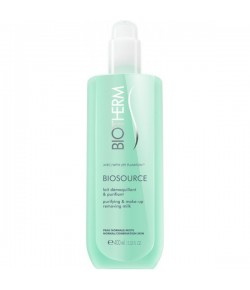 Biotherm Biosource Lait Démaquillant & Purifant PNM 400 ml