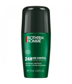 Biotherm Homme Day Control 24h Natural Protection Roll-On...