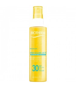 Biotherm Lait Solaire Spray Solaire Lact� LSF 30 200 ml