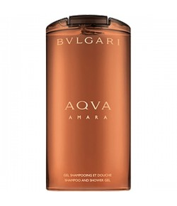 Bvlgari Aqva Amara Shampoo & Shower Gel 200 ml