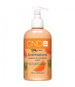 CND Hand- & Bodylotion Scentsations Mandarine & Lemongrass