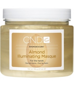 CND Handmaske Almond Illuminating Masque 765 g