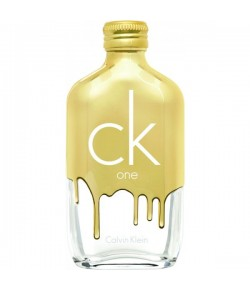 Calvin Klein ck one Gold Eau de Toilette (EdT) 100 ml