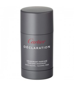 Cartier Déclaration Deodorant Stick ohne Alkohol 75 ml