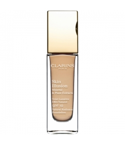 Clarins Skin Illusion SPF 10 No. 110 Honey