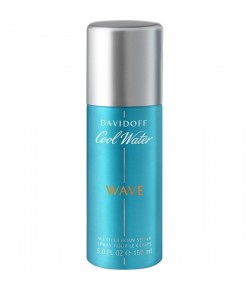 Davidoff Cool Water Wave All Over Body Spray 150 ml