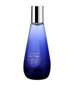 Davidoff Cool Water Woman Night Dive Eau de Toilette (EdT) 30 ml