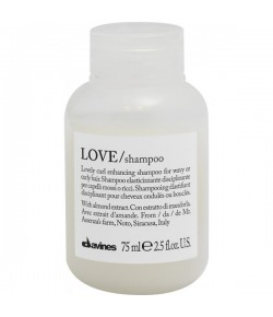 Davines Essential Hair Care Love Curl Shampoo 75 ml