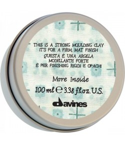 Davines More Inside Strong Moulding Clay 75 ml