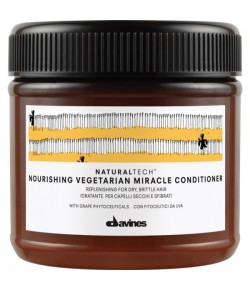 Davines Natural Tech Nourishing Vegetarian Miracle Conditioner 1000 ml