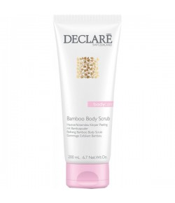 Declare Body Care Bamboo Body Scrub 200 ml