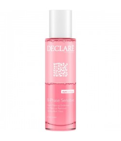 Declare Eye Contour Bi-Phase Make-Up Entferner Sensitive 100 ml