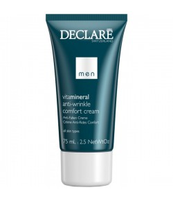 Declare Men Vitamineral Anti-Wrinkle Comfort Cream 75 ml