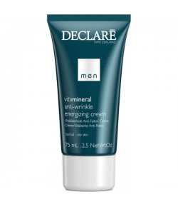 Declare Men Vitamineral Anti-Wrinkle Energizing Cream 75 ml