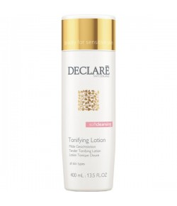 Declare Soft Cleansing Milde Gesichtslotion 400 ml