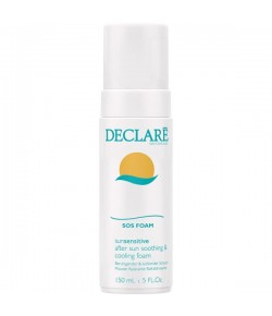 Declare Sun Sensitive After Sun Soothing & Cooling Foam 150 ml
