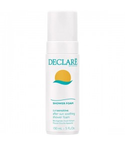 Declare Sun Sensitive After Sun Soothing Shower Foam 150 ml