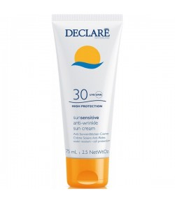 Declare Sun Sensitive Anti-Wrinkle Sun Cream SPF 30 75 ml