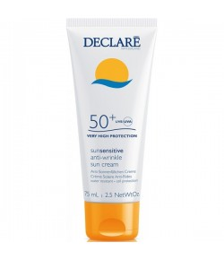 Declare Sun Sensitive Anti-Wrinkle Sun Cream SPF 50+ 75 ml