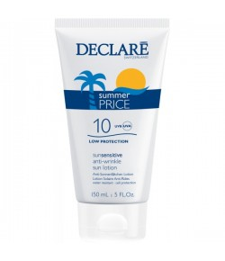 Declare Sun Sensitive Anti-Wrinkle Sun Lotion SPF 10 150 ml