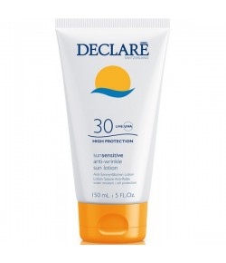Declare Sun Sensitive Anti-Wrinkle Sun Lotion SPF 30 150 ml