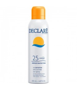Declare Sun Sensitive Anti-Wrinkle Sun Spray SPF 25 200 ml