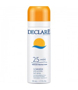 Declare Sun Sensitive Anti-Wrinkle Sun Spray SPF 25 50 ml