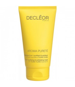 Decl�or Aroma Puret� Masque 2 En 1 Purifiant & Exfoliant 50 ml