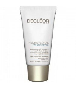 Decléor Hydra Floral White Petal Sleeping Mask 50 ml