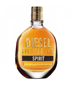 Diesel Fuel For Life Spirit Homme Eau de Toilette (EdT) 50 ml