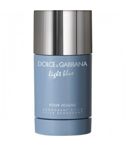 Dolce & Gabbana Light Blue Pour Homme Deodorant Stick 75 ml