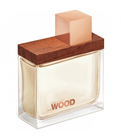 Dsquared² She Wood Velvet Forest Wood Eau de Parfum (EdP)