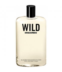 Dsquared² Wild Hair And Body Wash 200 ml