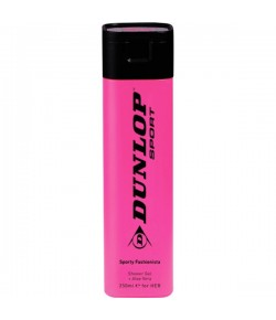Dunlop Sporty Fashionista Shower Gel - Duschgel 250 ml