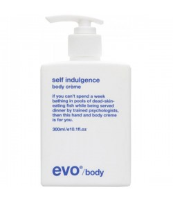 EVO Body Self Indulgence Body Creme 300 ml