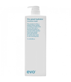 EVO Hair Calm The Great Hydrator Moisture Mask 1000 ml