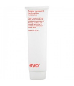 EVO Hair Care Happy Campers Hard-Working Moisturiser 140 ml