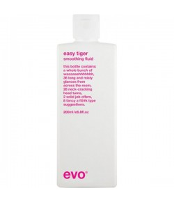 EVO Hair Straight Easy Tiger Smoothing Fluid 200ml