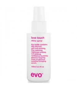 EVO Hair Straight Love Touch Shine Spray 100 ml
