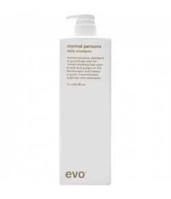 EVO Hair Style Normal Persons Shampoo 1000 ml