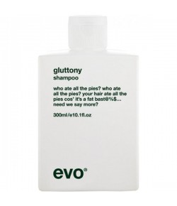 EVO Hair Volume Gluttony Shampoo 300 ml