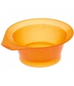 Efalock Färbeschale orange mit Scala 250 ml