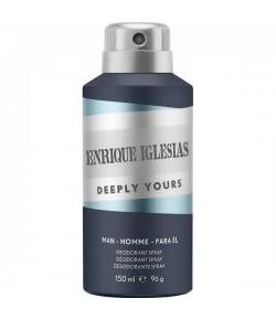 Enrique Iglesias Deeply Yours Men Deodorant Body Spray 150 ml