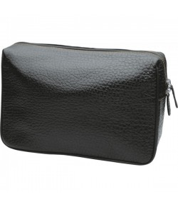 Erbe Collection Kulturtasche XXL, schwarz 30 x 21 cm