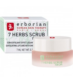 Erborian 7 Herbs Scrub For Lips 7 ml