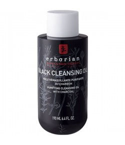 Erborian Detox Black Cleansing Oil 190 ml