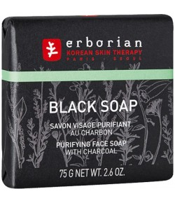 Erborian Detox Black Soap 75 g