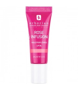 Erborian Lip Oil 8 ml Rose Infusion