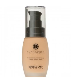 Eva Garden Foundation Double Last 162 Light Sand 30 ml